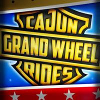 airbrush attraction painting aerograf karuzela kolotoc karuzel carrousel diabelski młyn cajun rides grand wheel flag rides