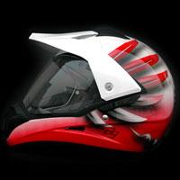 airbrush aerograf kask motocyklowy motorcycle helmet airoh husaria polska patriotyczny warrior