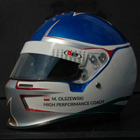 aerograf airbrush carting helmet asterix