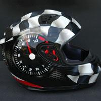 airbrush speedometer
