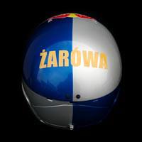 airbrush aerograf kask zarowa