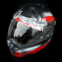 aerograf kask helmet caberg motorcycle