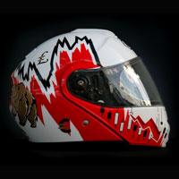 airbrush aerograf malowanie kasku motorcycle Shoei Neotec stock makler bessa forex bear