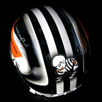 aerograf helmet kask hokej NHL J.Chadzinski Unia Oswiecim
