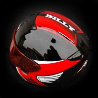 airbrush malowanie aerografem kask helmet shoei qwest honda africa twin