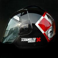 airbrush aerograf husaria helmet poland
