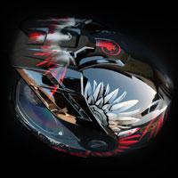 airbrush poland helmet husaria