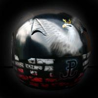 airbrush pw orzel patriotyczny