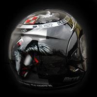 airbrush aerograf helmet shoei polska orzel pro patria semper