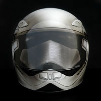 airbrush aerograf stormtrooper szturmowiec helmet kask star wars episode 7