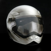 airbrush aerograf stormtrooper szturmowiec helmet kask the force awakens