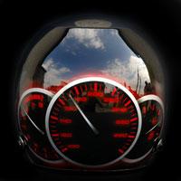 airbrush aerograf helmet race