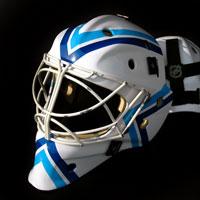 airbrush aerograf unia oswiecim hokej maska bramkarska kask hokejowy