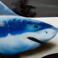 aerograf airbrush citroen shark