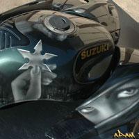 aerograf suzuki motor