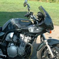 aerograf suzuki bantit motorcycle